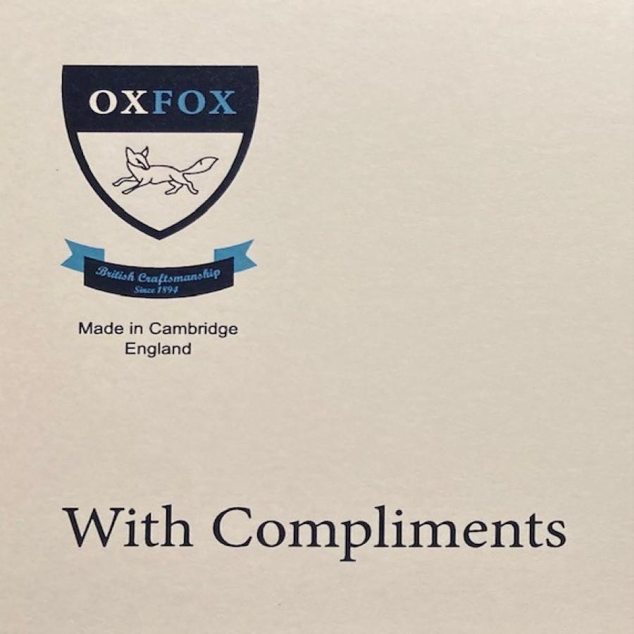 The OXFOX Gift Card